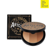TOO COOL FOR SCHOOL Art Class By Rodin Makeup Contour, Shading 3 Colours 9.5g
