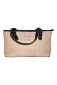 Paris Hilton Ph Voyage Line Hand Bag Style # Bavo0237 Colour # Antique Rose Hand Bag