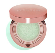 April Skin Magic Snow Cushion Pink -02. Green SPF50+/ PA+++