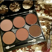 Mineral Contour and Face Powder Contour Palette Highlighter Bronzer