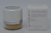 Fedora Minerals Loose Mineral Powder LP7 / Golden Plus