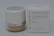 Fedora Minerals Loose Mineral Powder LP/5 Medium