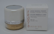 Fedora Minerals Loose Mineral Powder LP4/ Medium Light
