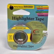 Removable Highlighter Tape Fluorescent Purple