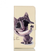 Galaxy S7 Case,SAVYOU Painted Relief Wallet Leather Case Stand Book Cover with Credit ID Holders Flip Magnetic Button Practical Cover Case for Samsung Galaxy S7