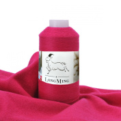 LongMing 26S/2 Worsted 100% Cashmere Yarn, Warm, Soft, Anti-pilling, Does not fade. L531# - L555#