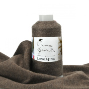 LongMing 26S/2 Worsted 100% Cashmere Yarn, Warm, Soft, Anti-pilling, Does not fade. L501# - L530#