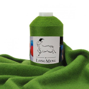 LongMing 24S/2 Semi-Worsted Cashmere and Wool Yarn, Soft and Warm, Machine-Woven, Hand-Weaved. N131# - N160#