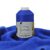 LongMing 24Nm/2 Double-ply Cashmere Blended Yarn, Soft and Warm, Crafts, Knitting, High Elasticity, Anti-pilling. N129#