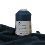 LongMing 24Nm/2 Double-ply Cashmere Blended Yarn, Soft and Warm, Crafts, Knitting, High Elasticity, Anti-pilling. N114#