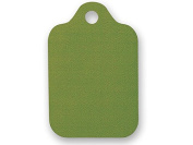 Classic Pine Green Wedding Birthday Gift Tags 9.5cm x 6cm -50pack