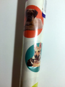 Voila All Occasion Gift Wrap - Assorted Dogs