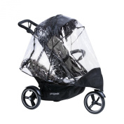 phil & teds Storm Cover for Dot Stroller, Single or Double