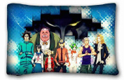 Soft Pillow Case Cover Anime Rectangle Pillowcase 50cm x 80cm (one side) suitable for Full-bed