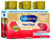 Enfamil Enfagrow Toddler Natural Milk Ready To Drink - 240ml, 6 Count