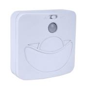 Soledi Intelligent Body Motion Sensor Induction Lamp Night Light LED Lamp for Wardrobe Bookcase Anywhere Battery Powered