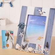 Schmuckbox Vintage photo frame ornaments creative Mediterranean-style home accessories Ocean series