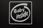 Original sticker Baby inside (Shirotsuya) ST-1011