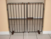 Crown Pet Flexi Fit Pressure-Mounted Pet Gate - 60cm High