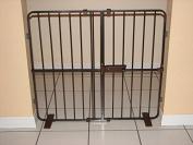 Crown Pet Flexi Fit Pressure-Mounted Pet Gate - 60cm High