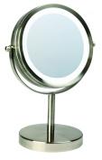 LED illuminated make up mirror - Compact