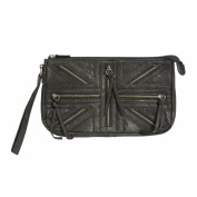 Religion Women's Unity Zip Feature Clutch Bag One Size Black