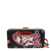 Nicole Lee BETTY PRINT WALLET V.2