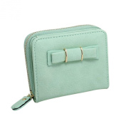 GBSELL Fashion Lady Women Bowknot Wallet Small Clutch Cards Holder Purse Handbag
