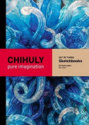 Chihuly Pure Imagination Sketchbook Set