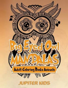 Big Eyed Owl Mandalas