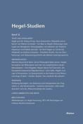 Hegel-Studien Band 12 (1977) [GER]