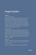 Hegel-Studien Band 20 (1985) [GER]