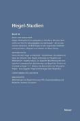 Hegel-Studien Band 30 (1995) [GER]