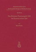 Das Brixener Passionsspiel 1551 Im Kontext Seiner Zeit [GER]