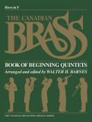 The Canadian Brass Book of Beginning Quintets