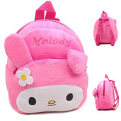 My Melody Useful School/kindergarten Satchel for Baby Girl 23cm