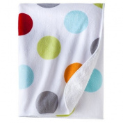 Circo Soft Valboa Popcorn Blanket - Dots