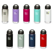 Klean Kanteen Vacuum Insulated - Double Wall Stainless Steel - leakproof flask