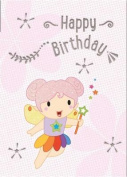 Enchanted Forest - Happy Birthday Card-Book