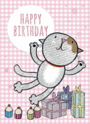 Pets - Happy Birthday Card-Book