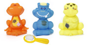 Lexibook Yaye Cleaning Toys for Bath Playset