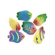 Vinyl Mini Tropical Fish Squirts
