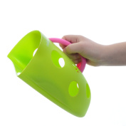 Milliard Bath Toy Scooper, Great Fun Water Toy, and Makes Clean Up Time More Fun Than The Bath