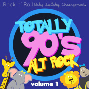 Rock N' Roll Baby Music Toy Totally 90's Alt Rock, Vol. 1