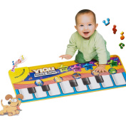 Ac.y.c®Smart Baby Planet Piano Mat- Baby Touch Sensitive training,Best Baby Gift