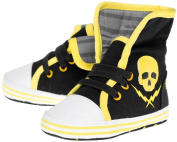 Sourpuss skull and bolt sneakers