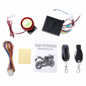 Darpy(TM)Motorcycle Anti-theft Security Alarm System Remote Control Engine Start 12V Hot Selling