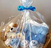 Luxury Newborn Baby Boy Hamper - exclusive to The GIFTBOX as our own brand