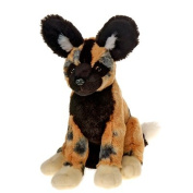Bean Bag African Wild Dog 25cm by Fiesta