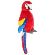 FAO Schwarz 33cm Parrot - Red